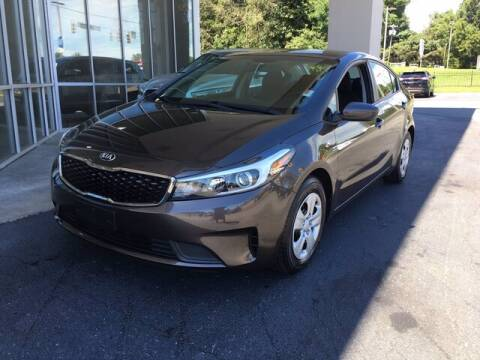 2017 Kia Forte for sale at Credit Union Auto Buying Service in Winston Salem NC