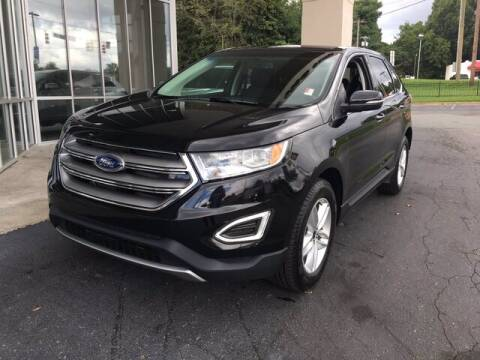 2016 Ford Edge for sale at Credit Union Auto Buying Service in Winston Salem NC