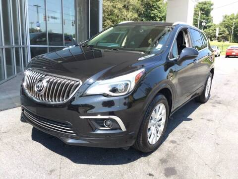 2017 Buick Envision for sale at Credit Union Auto Buying Service in Winston Salem NC