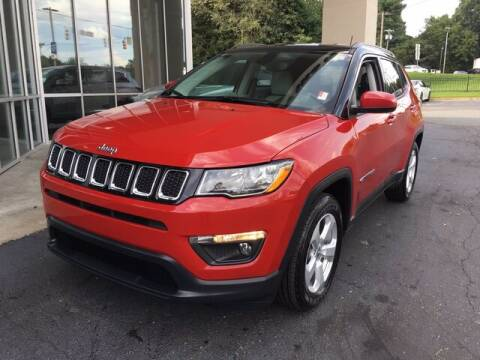 2020 Jeep Compass for sale at Credit Union Auto Buying Service in Winston Salem NC