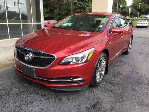 2019 Buick LaCrosse for sale at Credit Union Auto Buying Service in Winston Salem NC