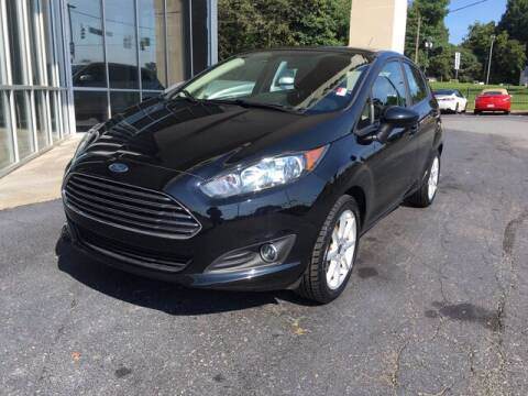 2017 Ford Fiesta for sale at Credit Union Auto Buying Service in Winston Salem NC