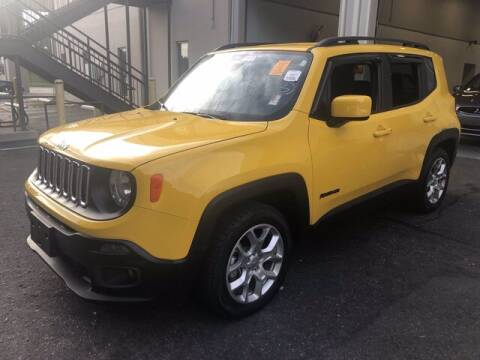 2018 Jeep Renegade for sale at Credit Union Auto Buying Service in Winston Salem NC