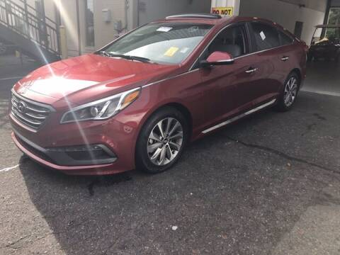 2016 Hyundai Sonata for sale at Credit Union Auto Buying Service in Winston Salem NC