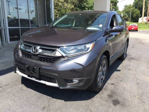 2017 Honda CR-V for sale at Credit Union Auto Buying Service in Winston Salem NC
