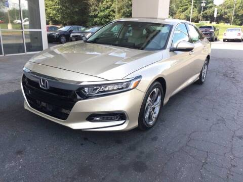 2018 Honda Accord for sale at Credit Union Auto Buying Service in Winston Salem NC