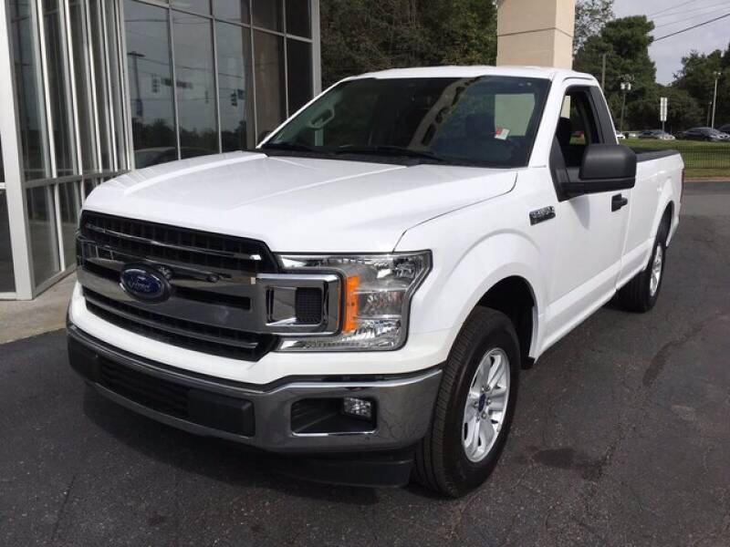 2019 Ford F-150 for sale at Credit Union Auto Buying Service in Winston Salem NC