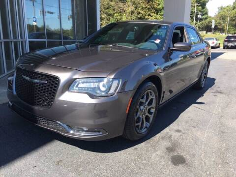 2016 Chrysler 300 for sale at Credit Union Auto Buying Service in Winston Salem NC