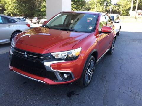 2019 Mitsubishi Outlander Sport for sale at Credit Union Auto Buying Service in Winston Salem NC