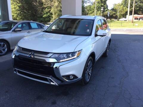 2020 Mitsubishi Outlander for sale at Credit Union Auto Buying Service in Winston Salem NC