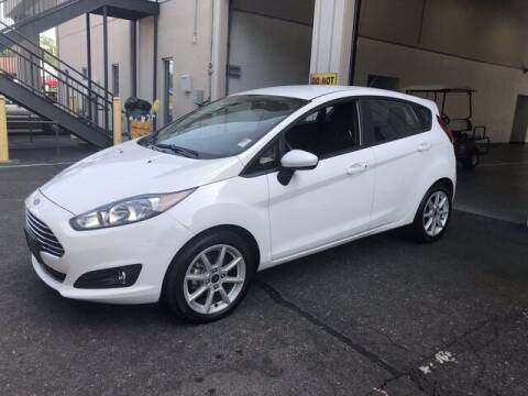 2019 Ford Fiesta for sale at Credit Union Auto Buying Service in Winston Salem NC