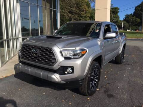 2020 Toyota Tacoma for sale at Credit Union Auto Buying Service in Winston Salem NC