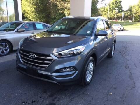 2016 Hyundai Tucson for sale at Credit Union Auto Buying Service in Winston Salem NC