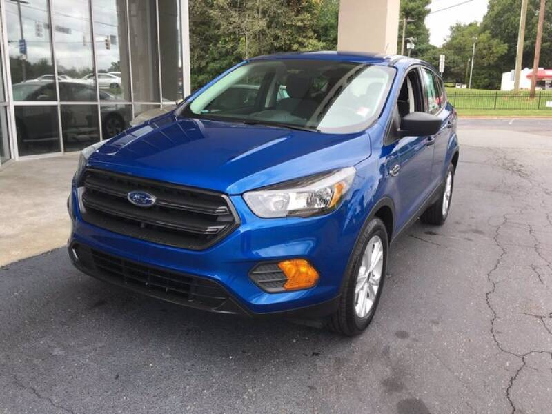 2019 Ford Escape for sale at Credit Union Auto Buying Service in Winston Salem NC
