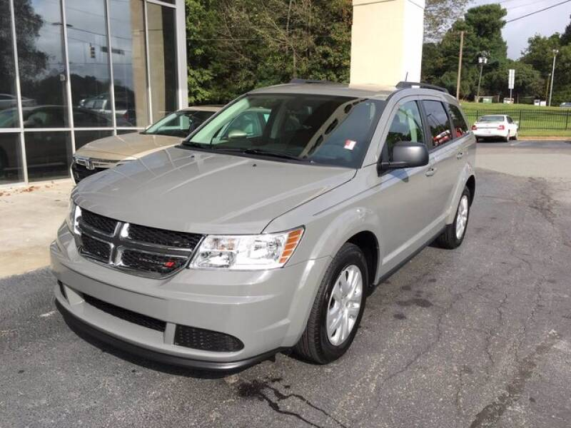 2019 Dodge Journey for sale at Credit Union Auto Buying Service in Winston Salem NC