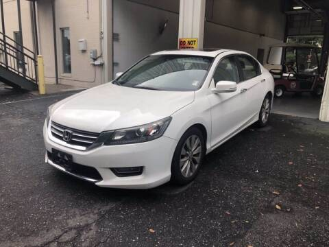 2013 Honda Accord for sale at Credit Union Auto Buying Service in Winston Salem NC
