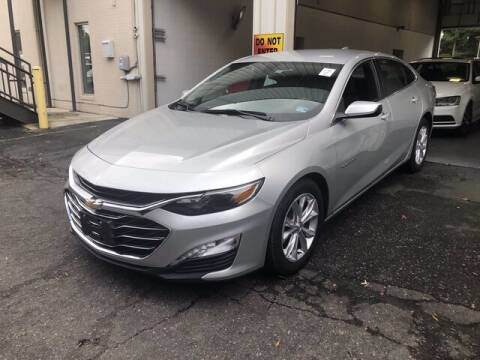 2019 Chevrolet Malibu for sale at Credit Union Auto Buying Service in Winston Salem NC