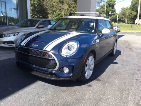 2016 MINI Clubman for sale at Credit Union Auto Buying Service in Winston Salem NC