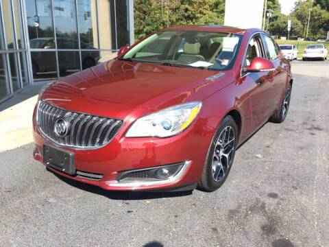 2017 Buick Regal for sale at Credit Union Auto Buying Service in Winston Salem NC
