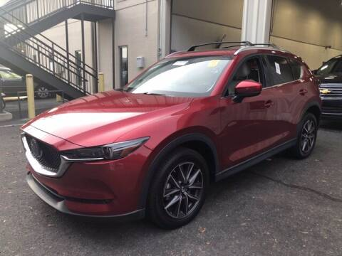 2018 Mazda CX-5 for sale at Credit Union Auto Buying Service in Winston Salem NC