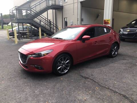 2018 Mazda MAZDA3 for sale at Credit Union Auto Buying Service in Winston Salem NC