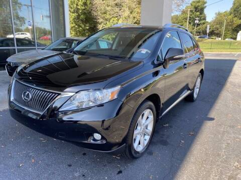 2010 Lexus RX 350 for sale at Credit Union Auto Buying Service in Winston Salem NC