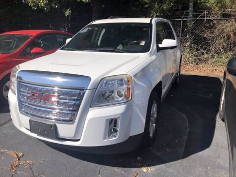 2015 GMC Terrain for sale at Credit Union Auto Buying Service in Winston Salem NC