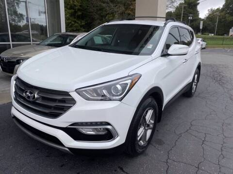 2018 Hyundai Santa Fe Sport for sale at Credit Union Auto Buying Service in Winston Salem NC