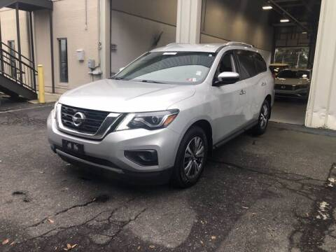 2018 Nissan Pathfinder for sale at Credit Union Auto Buying Service in Winston Salem NC