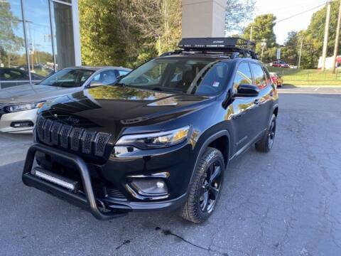 2019 Jeep Cherokee for sale at Credit Union Auto Buying Service in Winston Salem NC