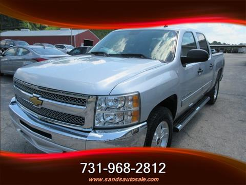 2012 Chevrolet Silverado 1500 for sale in Lexington, TN