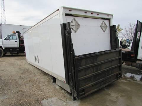 2012 Morgan 20ft Body for sale in Marengo, IL