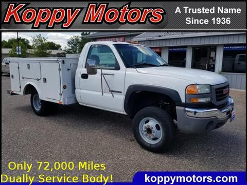 2003 GMC Sierra 3500 for sale in Forest Lake, MN