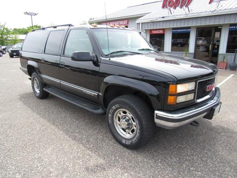 1997 GMC Suburban for sale in Forest Lake, MN