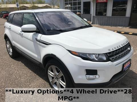 2012 Land Rover Range Rover Evoque for sale in Forest Lake, MN