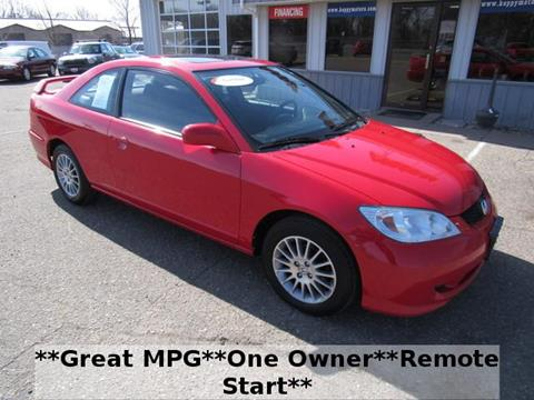 2005 Honda Civic for sale in Forest Lake, MN