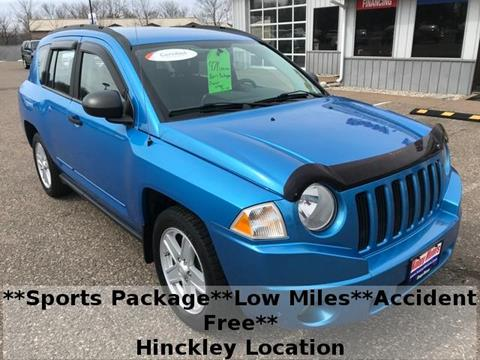 2008 Jeep Compass for sale in Forest Lake, MN