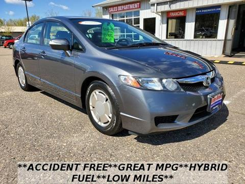 2010 Honda Civic for sale in Forest Lake, MN