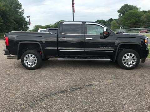2017 GMC Sierra 3500HD for sale in Forest Lake, MN