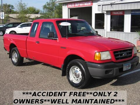 2002 Ford Ranger for sale in Forest Lake, MN
