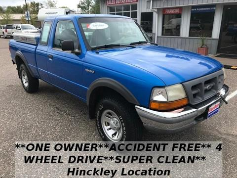 1998 Ford Ranger for sale in Forest Lake, MN