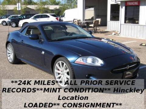 2007 Jaguar XK-Series for sale in Forest Lake, MN