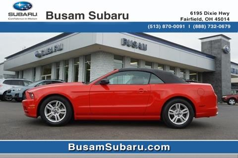 2014 Ford Mustang for sale in Fairfield, OH