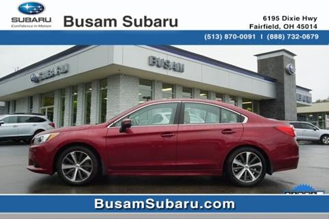 2017 Subaru Legacy for sale in Fairfield, OH