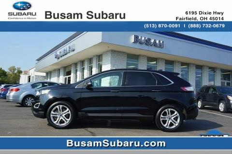 2018 Ford Edge for sale in Fairfield, OH