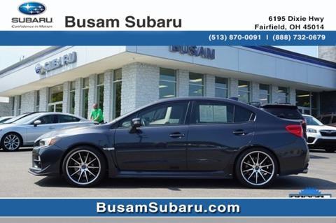 2017 Subaru WRX for sale in Fairfield, OH