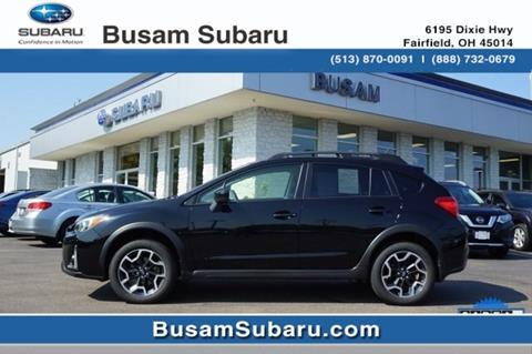 2016 Subaru Crosstrek for sale in Fairfield, OH