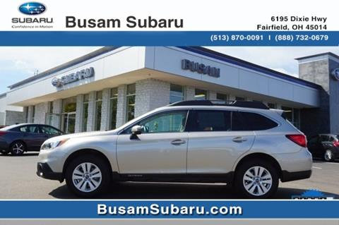 2017 Subaru Outback for sale in Fairfield, OH