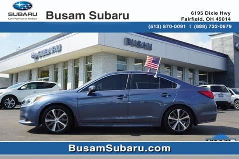 2016 Subaru Legacy for sale in Fairfield, OH