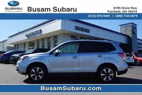 2017 Subaru Forester for sale in Fairfield, OH
